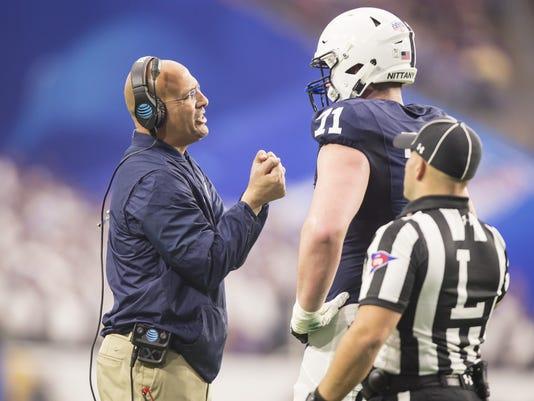 Penn State vs. Washington