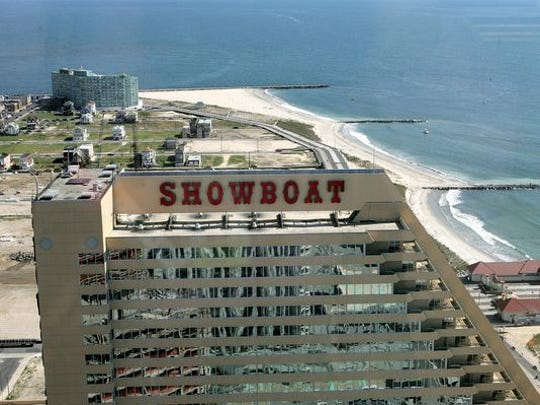 Showboat closed its doors Sunday afternoon.