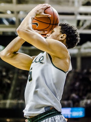 MSU's Bryn Forbes is an NBA caliber sharpshooter, but his size and the rest of his game will be tested at the next level.