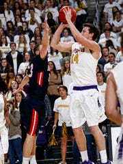 Lipscomb's Garrison Matthews played at Franklin