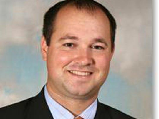 U.S. Rep. Marlin Stutzman, R-Howe