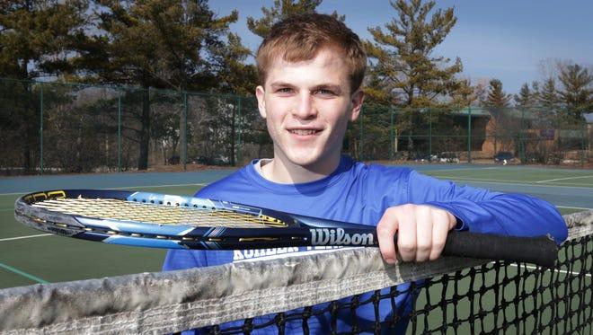 Kohler boys tennis player Casey Johnson is this week's Senior Spotlight..
