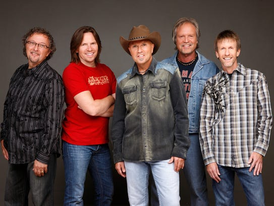 Sawyer Brown has been making music together for nearly
