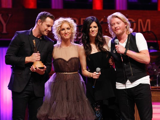 Little Big Town Grand Ole Opry Induction Ceremony