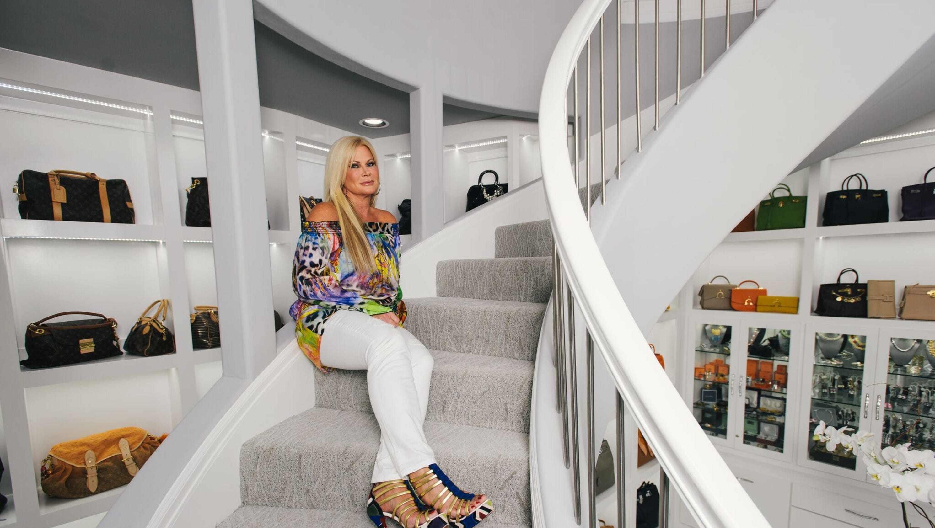 Theresa Roemer With World S Biggest Closet Shares Personal