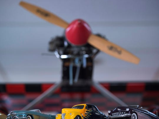 Henderson Hobbies carries all manner of collectibles, but specializes in radio-controlled vehicles such as planes, cars, drones and helicopters.