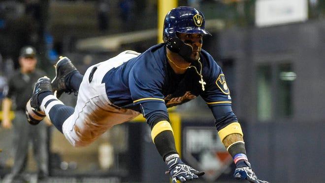 Jonathan Villar has 54 stolen bases this season