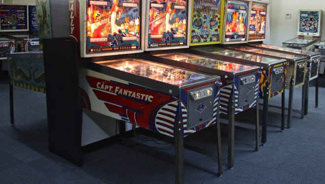 Located in Banning, the Museum of Pinball houses more than 800 pinball machines and dozens of vintage arcade games. The facility is normally open just once a year for an Arcade Expo but it will receive visitors' during Modernism Week.