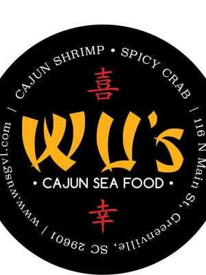 Bottle Cap Group's Wu's Cajun Sea Food concept will be located at 116 N. Main St. in downtown Greenville.