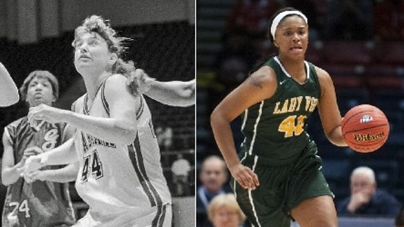 Since 1988, Montgomery schools have only produced two Miss Basketball winners -- Leslie Claybrook (1989) and Jasmine Walker (2016)