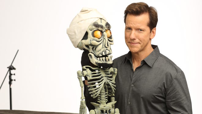 Jeff Dunham, who has a history of sellouts at the Resch Center, returns to the venue on Dec. 2.