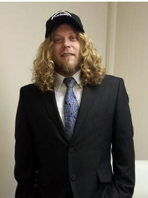 Dave Johnson, of the Glasspack and Decline Effect, is graduating law school.