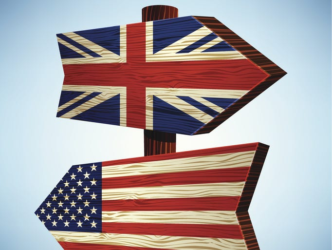 U.S. and U.K.