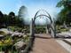 A rendering of the planned Shreveport Common park.