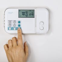 You can crank down the air conditioning temperature in your house and still save money if you know the time-of-day trick.