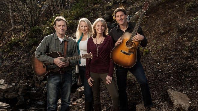 True North is a Americana-bluegrass quartet.