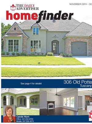 Looking for a new home? Start your search with this week's Homefinder!