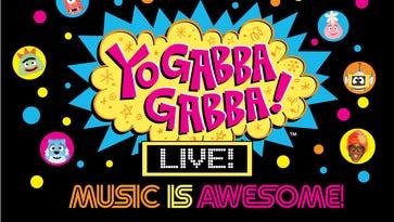Yo Gabba Gabba! gets 'Awesome' on new tour