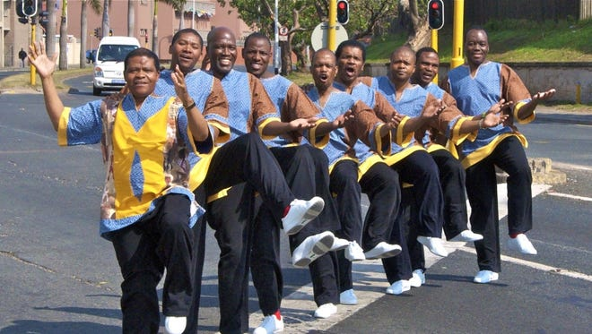 Ladysmith Black Mambazo will perform Friday at Earlham College. Tickets are still on sale.