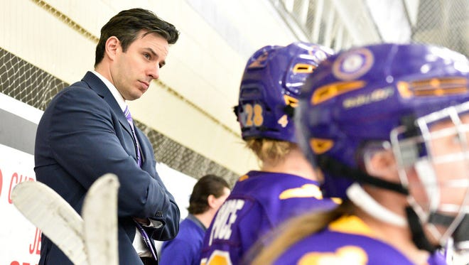 Tim Crowley coached Elmira to a berth in the NCAA Division III quarterfinals this past season.