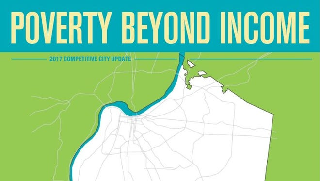 The Greater Louisville Project's new competitive cities update this year takes a deep dive into local statistics and assesses the barriers that keep families caught in the cycle of poverty.