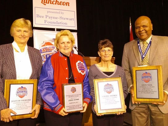 Inductees into the Missouri Sports Hall of Fame at