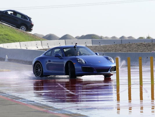 Porsche drivers with a need for speed get new playground in LA