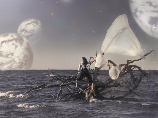 Photographic art by Kelsi Adams.