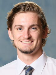 Sean Birney, who graduated from Detroit CC, earned second-team All-MAAC honors at midfield for Detroit Mercy.