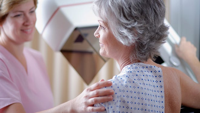 The question of when to start getting mammograms is best determined by each individual patient and her doctor.