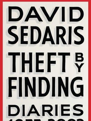 'Theft by Finding: Diaries' by David Sedaris