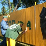 Packers fence painters lobby for Kramer