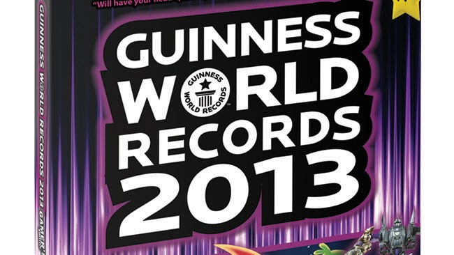 The sixth installment of the Guinness World Records.