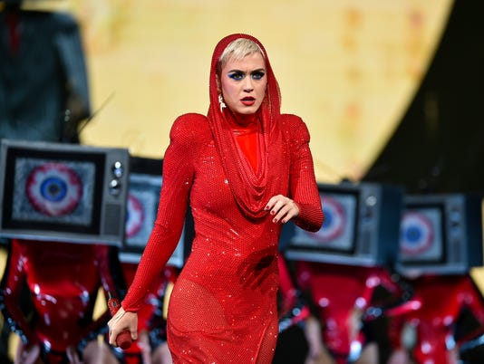 AP KATY PERRY IN CONCERT - NEW YORK A ENT USA NY