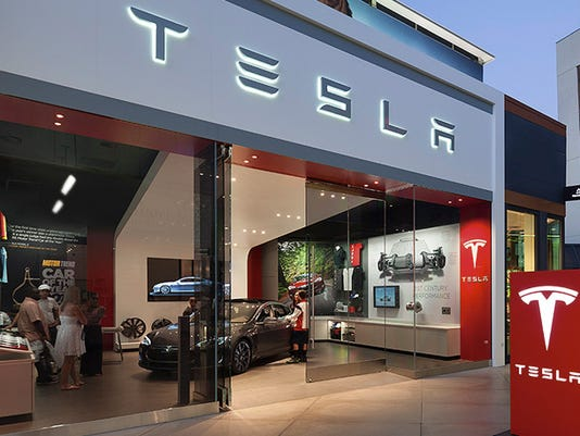 Tesla Plans Service Center As Show Of Good Faith To
