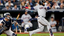 First baseman Carlos Santana became the first of the offseason's big-name free agents to find a new home, agreeing to a $60 million, three-year contract with the Philadelphia Phillies, according to two people familiar with the deal