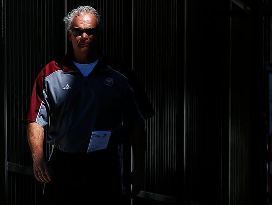 Missouri State football's Dave Steckel