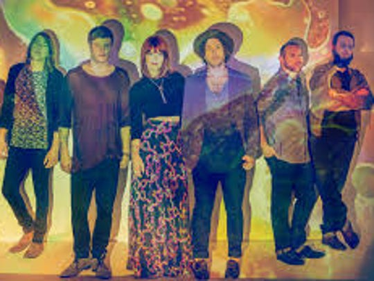 The Mowgli's play May 15 at the Lilac Festival.