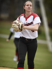 Annville-Cleona shortstop Morgan Zimmerman will be one of the keys to A-C's hopes of beating Penn Manor in the opening round of the Lancaster-Lebanon League playoffs on Saturday.