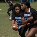 Booker T. Washington makes flag football history with postseason berth