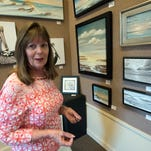 Pensacola artist Kathy Sheppard celebrates 40 years at Quayside Art Gallery