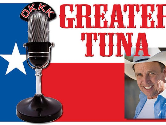 The multi-act spoof on small town Texas life, Greater Tuna returns to the Spencer.