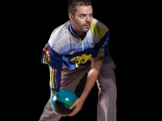 With his two-handed technique, Jason Belmonte has become