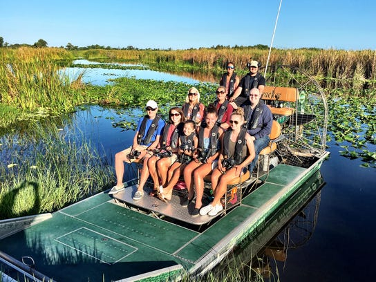 Cracker Airboat Tour Photo Credit ZapalaPR