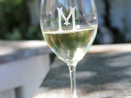 MacMurray Estate Vineyards specializes in pinot noir and in cool-climate whites like this pinot gris with palate weight.