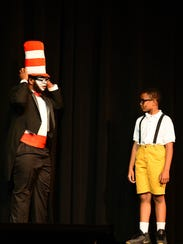 Wicomico County Public Schools presents Seussical the