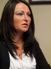 Jessica Cirillo, clinical supervisor at Mirmont Treatment Center, Main Line Health.