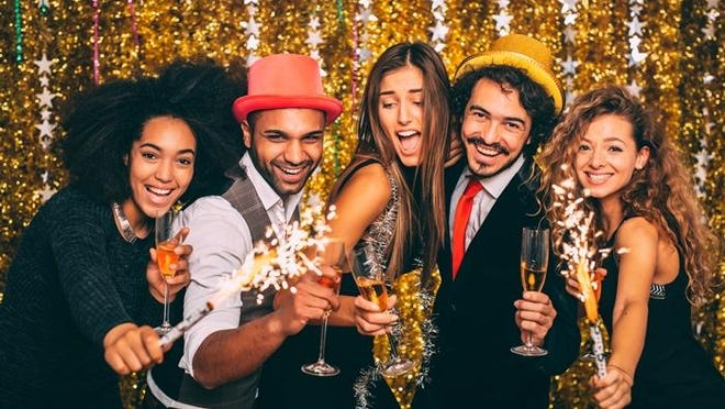So many ways to celebrate the New Year on courier-journal.com/entertainment
