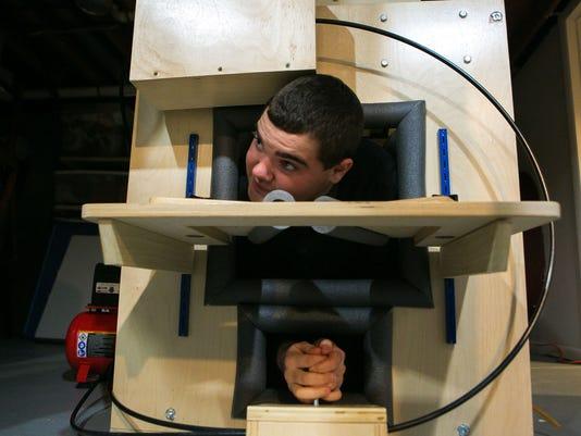 News: Squeeze Machine