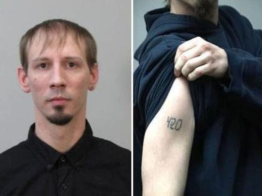 The Stevens Point Police Department is seeking the public's help in locating Kyle C. Engen, 30, in connection with a March 17 shooting near the UW-Stevens Point campus.